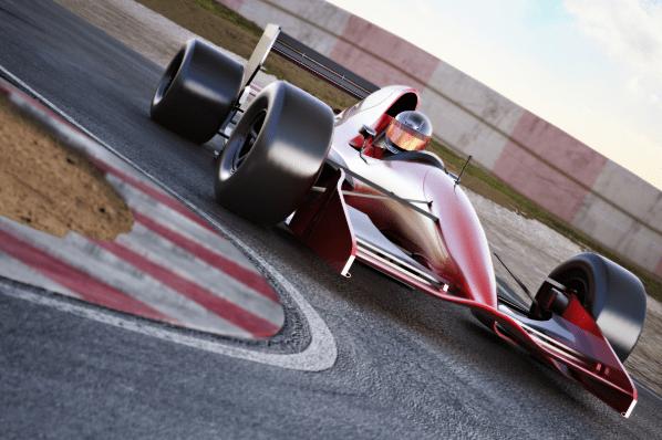 Car racing adventure day