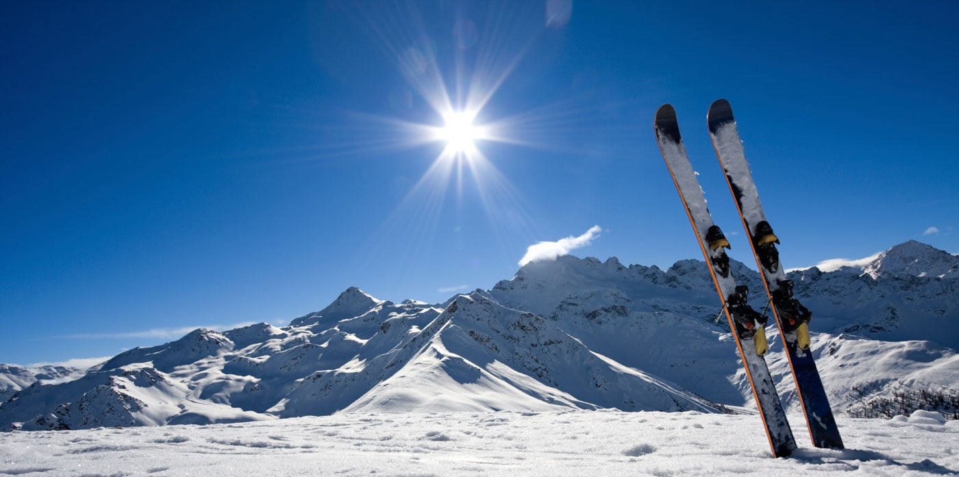 Skiing in the South of Spain