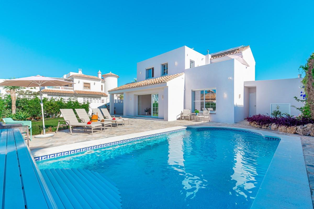 Luxury 4 Bed Detached Villa – El Rosario, Marbella