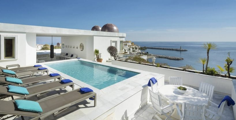 sky villa puerto banus 1